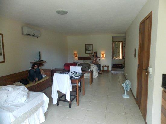 Resort La Torre: Quarto