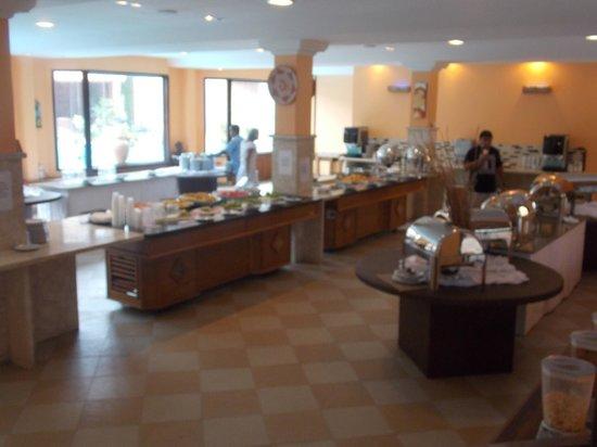 Resort La Torre: restaurante