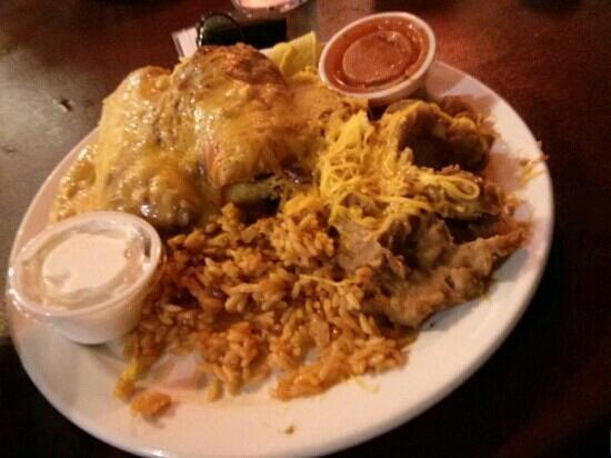 Hogan Family Restaurant: Southwestern mix