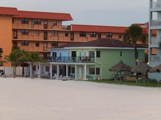 The Hotel Sol: l'hôtel côté plage
