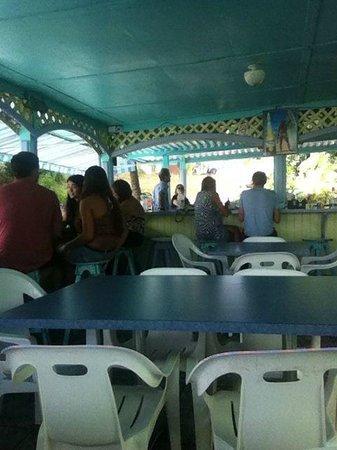 Calypso Cafe : El bar desde adentro
