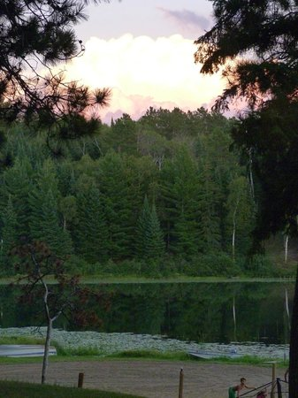 Sleeping Fawn Resort & Campground: Lovely view