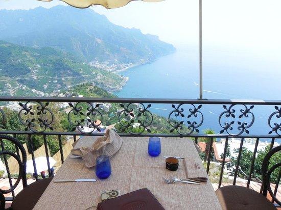 Amalfidriverservice Day Tours: Ravello lunch
