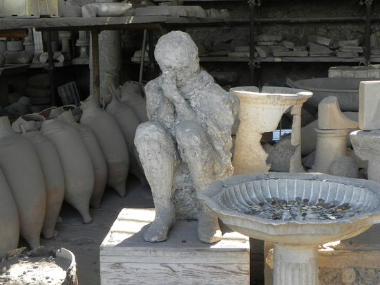 Amalfidriverservice Day Tours: Pompeii