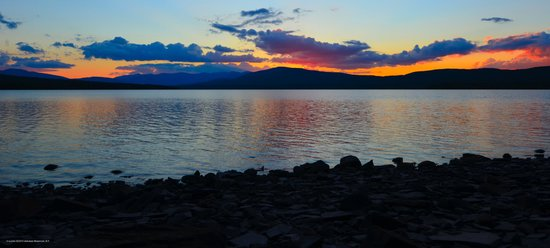 Hampton Inn Kingston: Ashokan reservoir, N.Y.