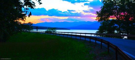 Hampton Inn Kingston: Ashokan reservoir, N.Y.