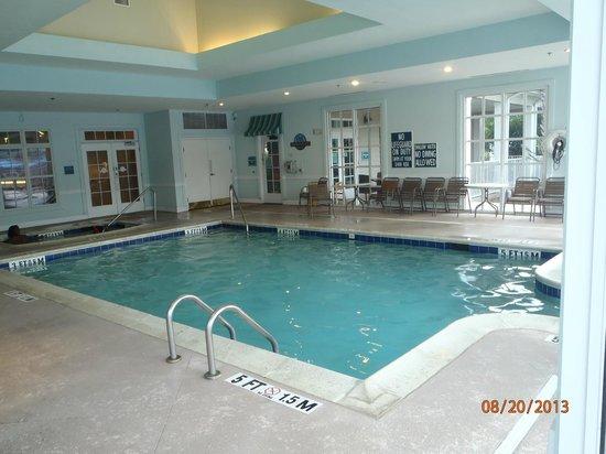 Holiday Inn Club Vacations South Beach Resort Indoor Pool