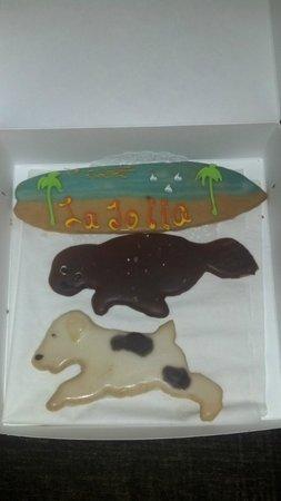 Girard Gourmet: Souvenir cookies
