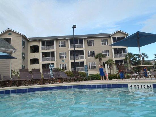 af6dc1d3cfb9 Holiday Inn Club Vacations South Beach Resort  hotel   ground near pool