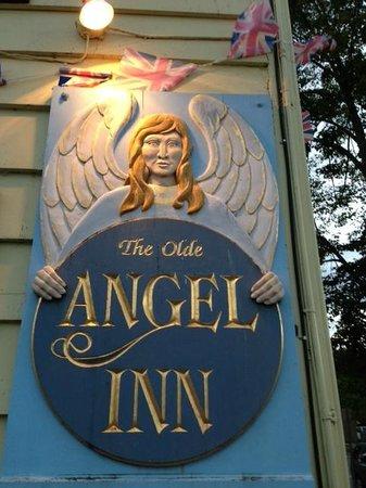 The Olde Angel Inn