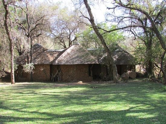 Dulini Lodge: our cabin