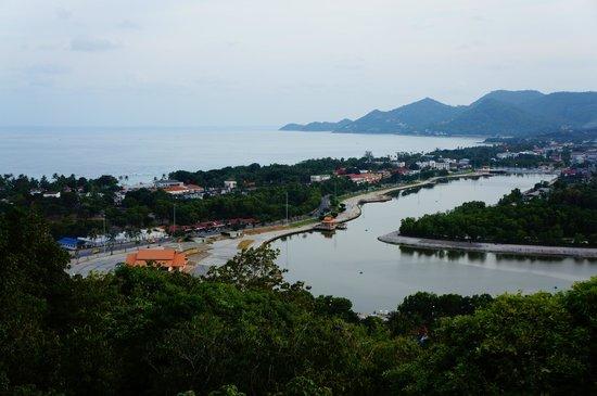Pagoda Khao Hua Jook : View