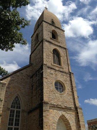 St. Mary's Catholic Church : The older church