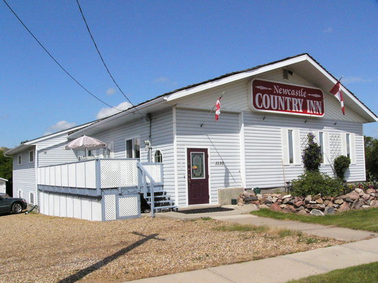 Newcastle Country Inn: Lovely 6000 sq.ft. building
