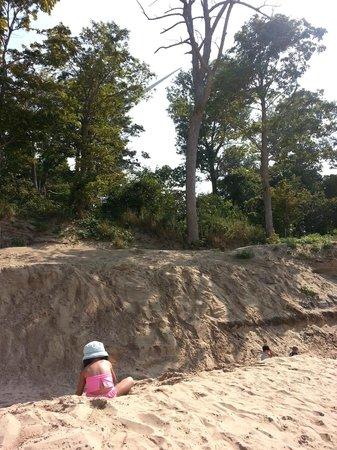 Sand Hill Park : sand hill