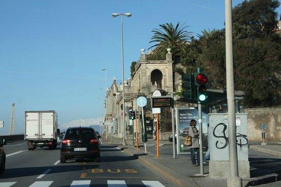 Hotel Tommaseo : Genoa