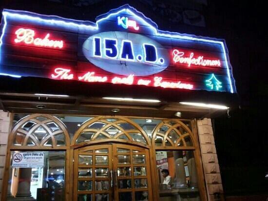 15 AD : ad