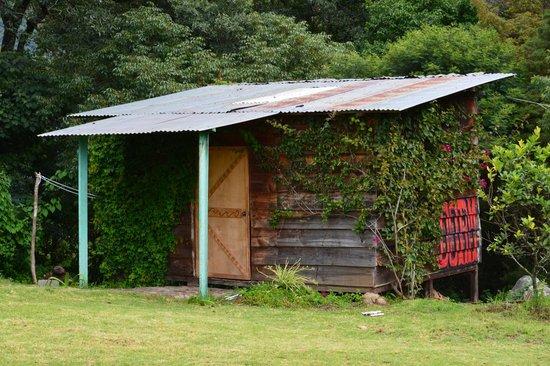 Earth Lodge: Dormitories