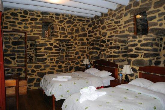 Tikawasi Valley Hotel: Habitacion tipo Inca