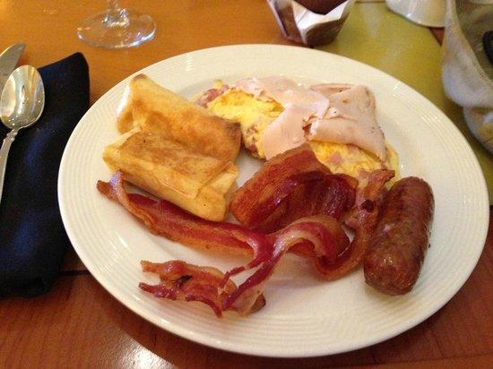 Orlando World Center Marriott: Breakfast 2