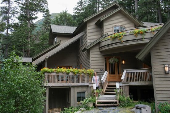 Hidden Creek Bed and Breakfast: wonderful b and b