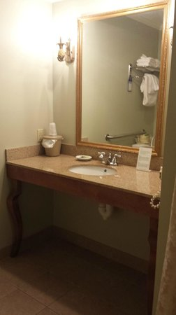 BEST WESTERN White House Inn: Nice and clean!
