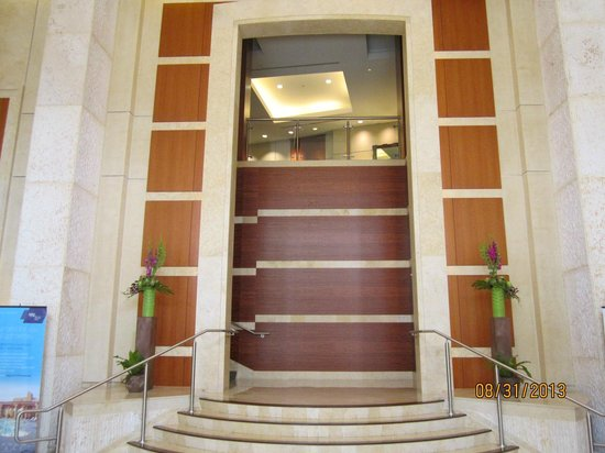 The Westin Alexandria : Hotel lobby