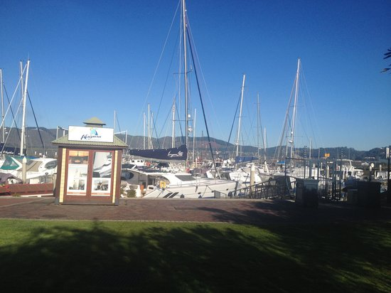 Protea Hotel by Marriott Knysna Quays: Marina