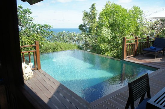 โรงแรมการ์มา กันดารา: Villa One pool