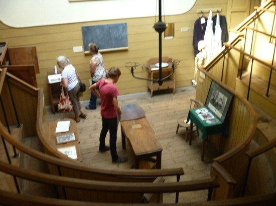 Old Operating Theatre: sala de cirurgia