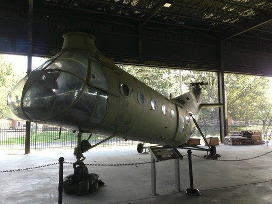 Newport News, VA: CH-21 C Shawnee (1950-1965)