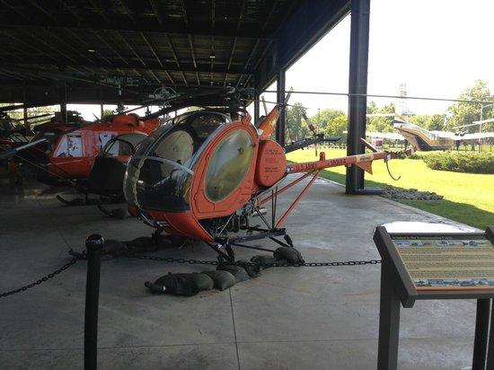 Newport News, VA: TH-55 Osage Trainer (1964-1988)