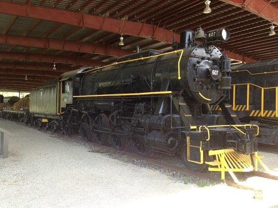 Newport News, VA: Steam Locomotive