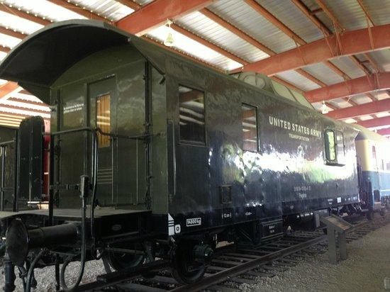 Newport News, VA: Berlin Duty Train-Guard Car (1945-1990)