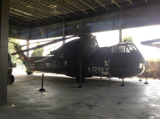 U.S. Army Transportation Museum: CH-37 Mojave (1954-late 1960s)
