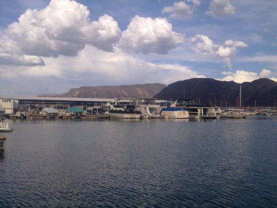 Lake Mead Dinner Cruise (All Las Vegas Tours): Las Vegas Boat Harbor & Lake Mead Marina