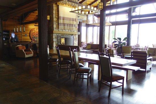 Clearwater Casino Resort: Lobby