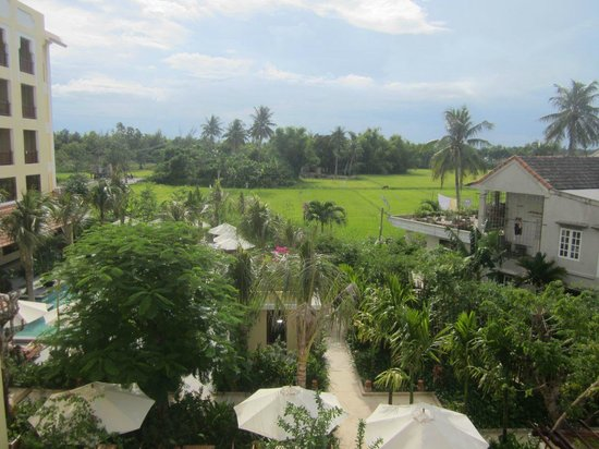 Essence Hoi An Hotel & SPA: View from the room