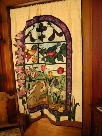 Gollmar Guest House: One of the Quilts