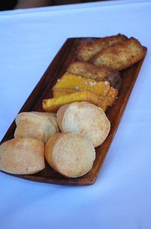 Espetus Churrascaria: Appetizer
