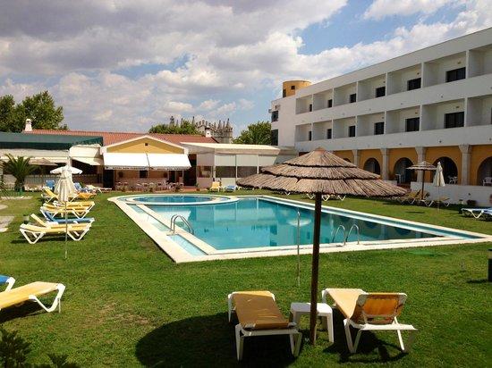 Hotel Dom Fernando: Molto bello!