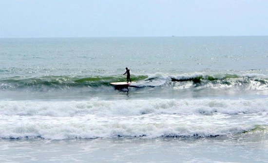 Sup Thai Longtail : Reggae Bar Beach Break