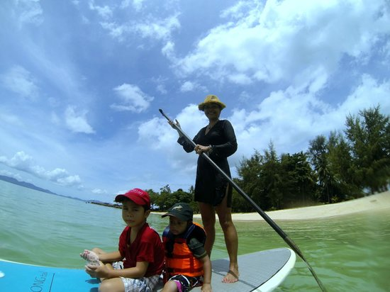 Sup Thai Longtail : SUP FAMILY