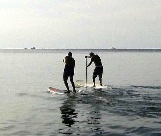 Sup Thai Longtail : SUP Race