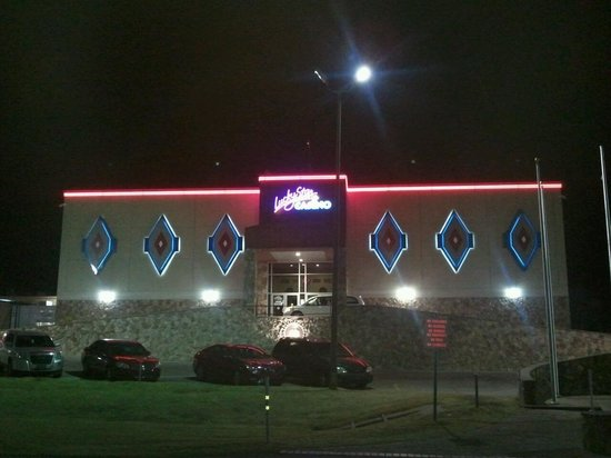 Lucky Star Casino Clinton