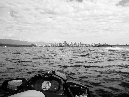 Vancouver Water Adventures: The best view of Downtown Vancouver