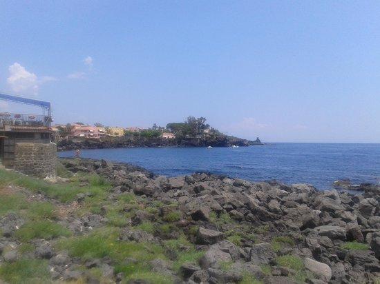 La terrazza sul mare della gorgonia foto di gorgonia - Terrazzi sul mare ...