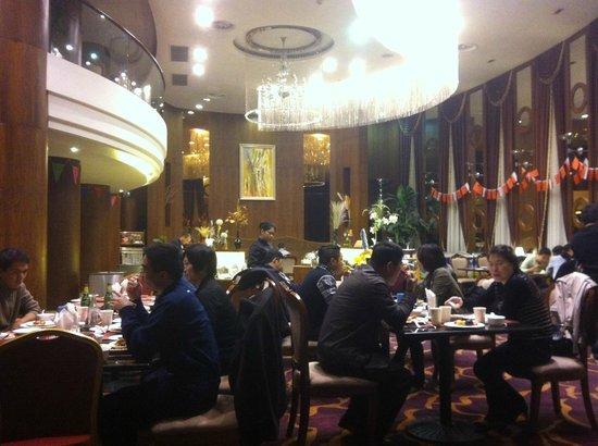 Roying Hotel: Western Restaurant
