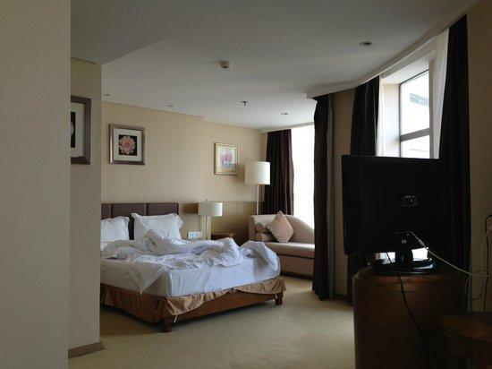 Roying Hotel: Zimmer - Schlafbereich