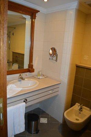 Bristol Hotel: bathroom